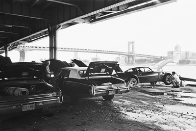 Cars & Bridges - U.S.A. by Tatsuya Sato Photographs official site
